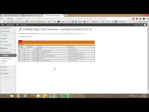 #Wordpress error: The uploaded file exceeds the upload_max_filesize directive in php.ini.......
