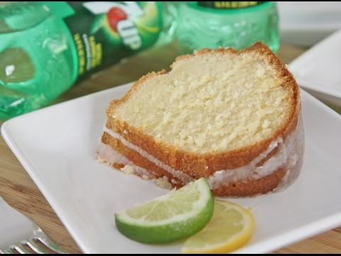 Old Fashioned 7-Up Pound Cake Recipe