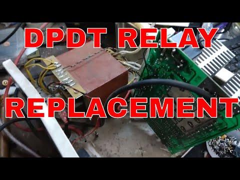 power inverter repair shops # 800 va sine wave ups dpdt relay change