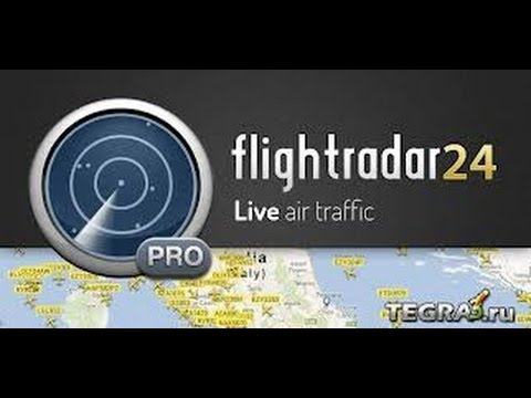 Flightradar24 Pro iPhone App Review