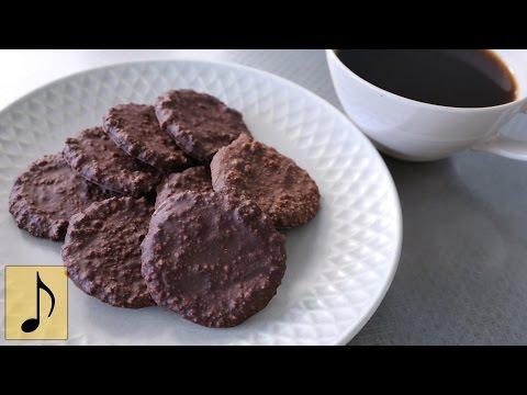 Easy No-Bake Chocolate Cookies【1 Minute Cooking Hacks】
