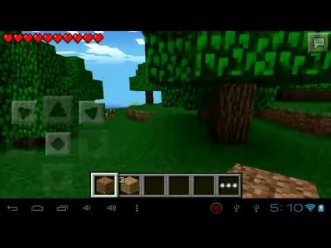 Minecraft Pocket Edition 0.7.5 FULL PARA ANDROID (ACTUALIZADO)