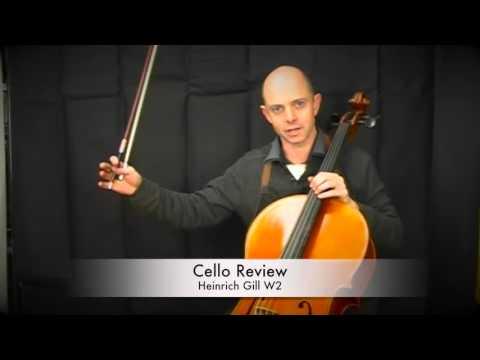 Which Cello to buy? Cello Review - Struna Maestro vs. Heinrich Gill W2