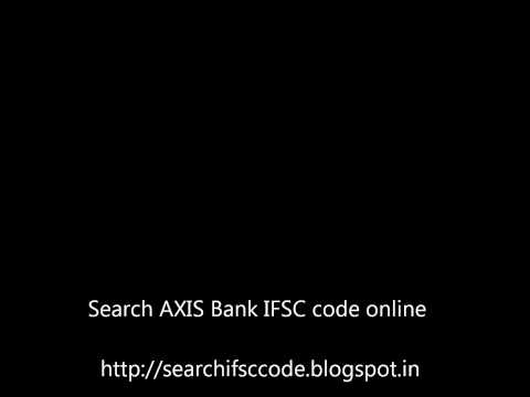Search AXIS Bank IFSC code - http://searchifsccode.blogspot.in