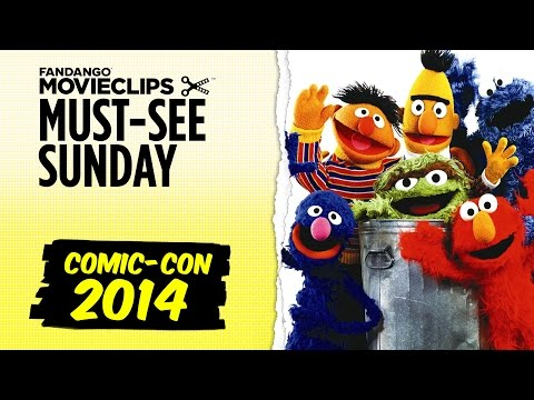 Comic-Con Must See - Sunday July 27, 2014 - HD