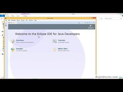 4. How to Install Eclipse IDE: Complete Java and Android Developer Course - Hindi Tutorials