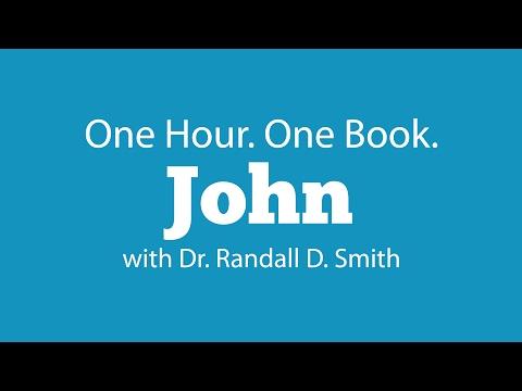 One Hour. One Book: John