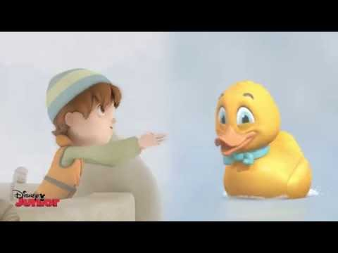 Lucky Duck - Through the Fog - Song - Official Disney Junior UK HD