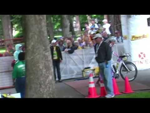 2009 Ironman Coeur d'Alene w/TX athletes