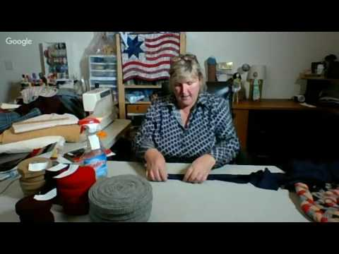 Simply Colorful FiberCast: Braided Rug Making