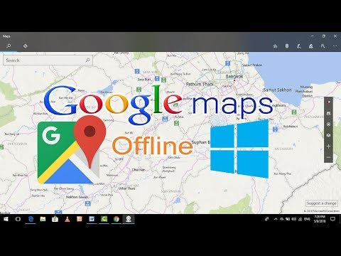 How to Download and Mange Offline Maps in Windows 10 Easily