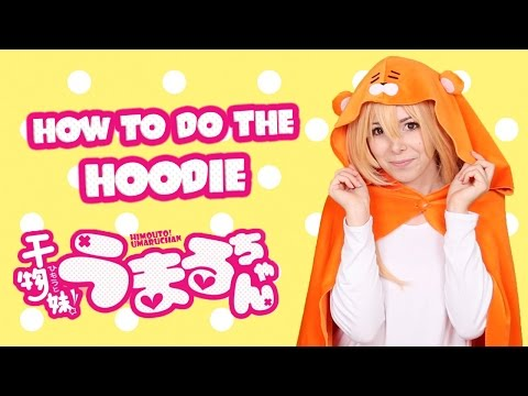 [COSPLAY] HOW TO MAKE UMARU-CHAN'S HOODIE/CLOAK ❤ Himouto! Umaru-chan 干物妹! うまるちゃん