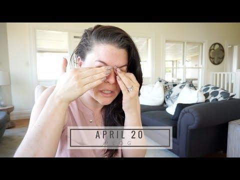 I AM FINDING IT SUPER HARD TO KEEP VLOGGING😒| April 20 VLOG
