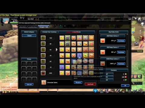 [AK] How to: Paragon Table Aura Kingdom