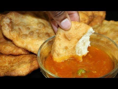 Paté Fri-|Haitian Fried Patties with Meatless sauce
