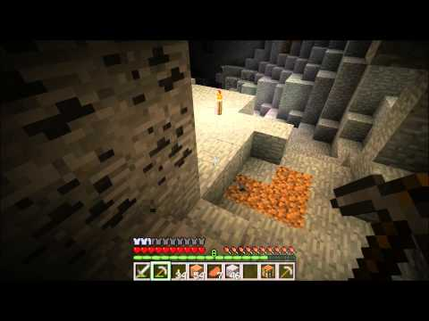 Minecraft for Kids - Tutorial - How to Get Iron Ep 004