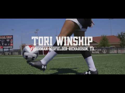 2017 Soccer Newcomers - Tori Winship
