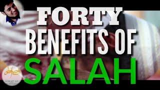 40 BENEFITS OF SALAH | ibn Al Jawzi