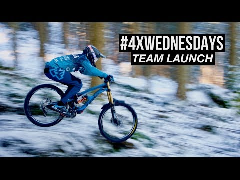 Team #4XWEDNESDAYS launch