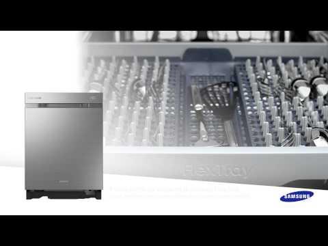 Samsung Dishwasher FlexTray FR