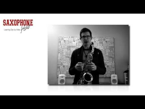 Playing Smooth Jazz Saxophone - introduction