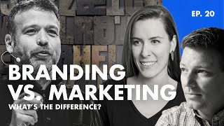 What Is The Difference Between Branding & Marketing? What