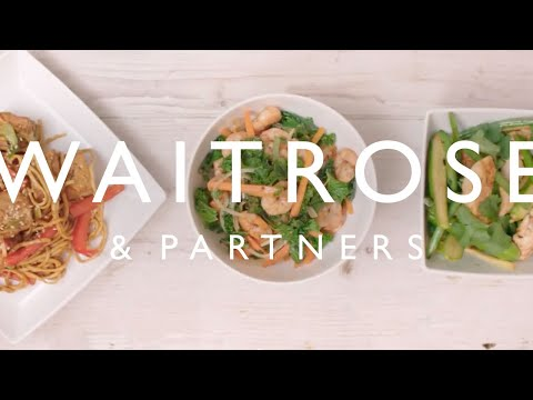 3 Simple Stir-Fries | Waitrose