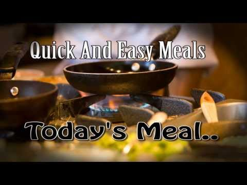 Quick and Easy Meals: Minced Turkey