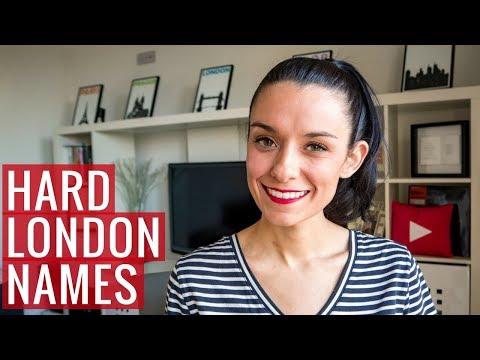 10 London Words You'll Say Wrong