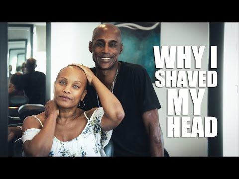 Why I Shaved My Head