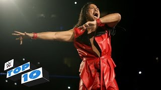 Top 10 SmackDown LIVE moments: WWE Top 10, Apr. 4, 2017