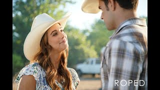 ROPED is a romantic drama streaming on Netflix. It begins in the middle of a city council meeting in the small town of Potter Creek. Robert Peterson, one of the ...
