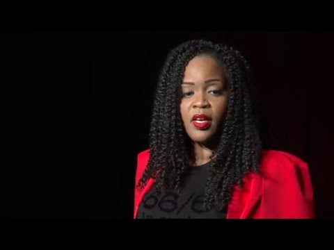 Uncovered: Finding & Being Authentically Myself at Work | Suezette Robotham | TEDxBeaconStreet