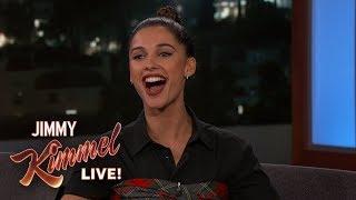 Download Naomi Scott on Aladdin, Will Smith & Shirtless David Beckham Video