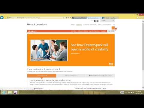 XPlatformCloudKit  - Video Tutorial Series -  Part 1 -  Installing Prereqs from Dreamspark