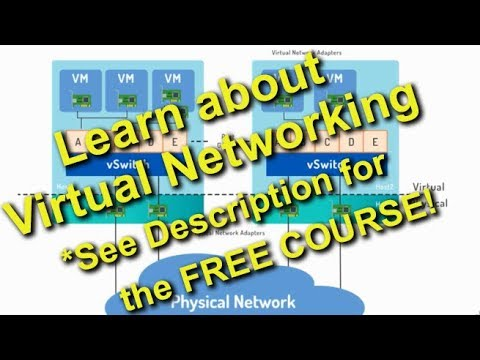 vSwitches and VMware Virtual Networking for Beginners