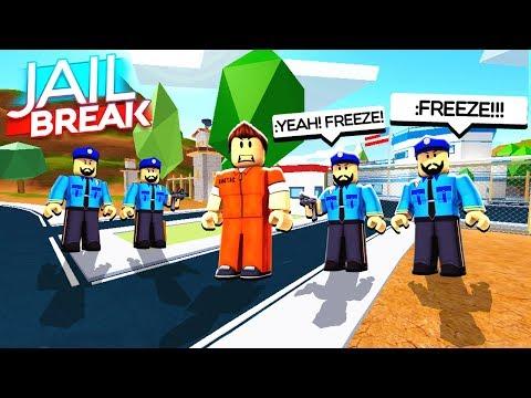 JAILBREAK FREEZE TAG! (ROBLOX)