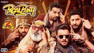 Pagalpanti Trailer 2 | Anil, John, Ileana, Arshad, Urvashi, Pulkit, Kriti | Anees | Releasing 22 Nov