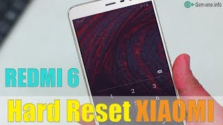 XIAOMI Redmi NOTE 6 Pro Bypass FRP Google Account Android