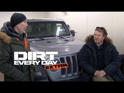 Best New Off-Road Attributes of the New Jeep JL - Dirt Every Day Extra