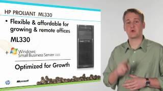 Выбираем подходящий сервер HP ProLiant под Windows Server