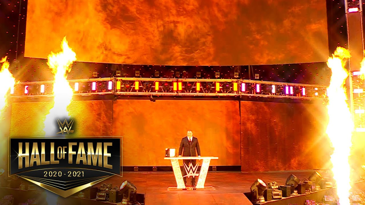 Kane's fire still burns as he becomes a Hall of Famer: WWE Hall of Fame 2021