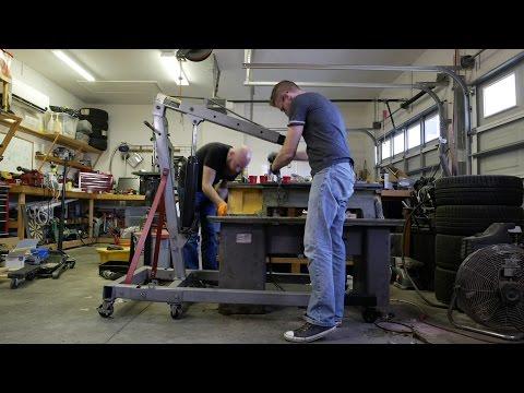 S02E03 -  Lathe Rebuild Part 3