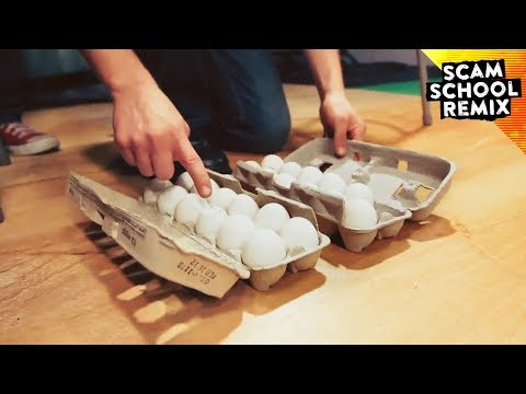 Egg on Your Friends with These 3 Egg Tricks
