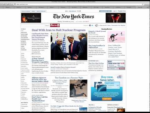 How to Read New York Times When Paywall Blocks Browser