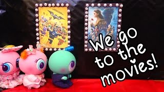 Distroller Toys - My Toy Babies Go to the Movies and Atole Wants to Watch Beauty and the Beast