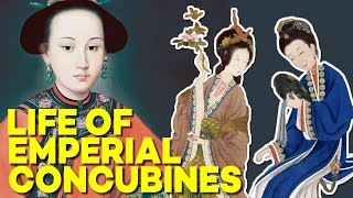 A Day in The Life of an Imperial Concubine