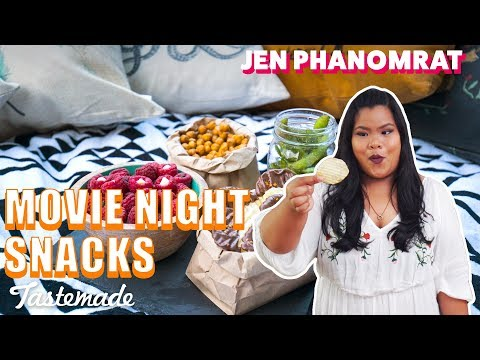 Movie Night Snacks | Good Times with Jen