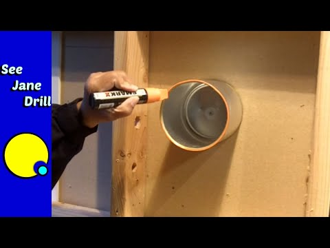 How to Make Perfect Drywall Cut outs Every Time With SmarkX