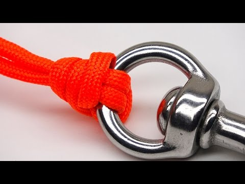 BEST FISHING KNOT!--The Palomar Knot How To--Best Knot For Braided Line